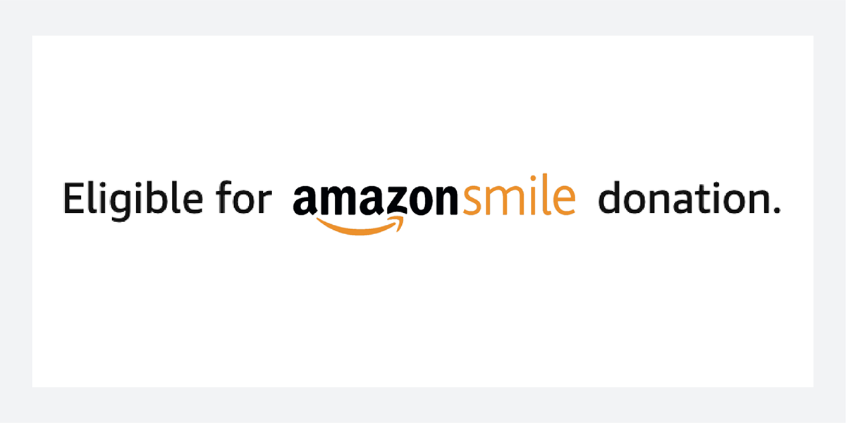 Eligible for AmazonSmile donation