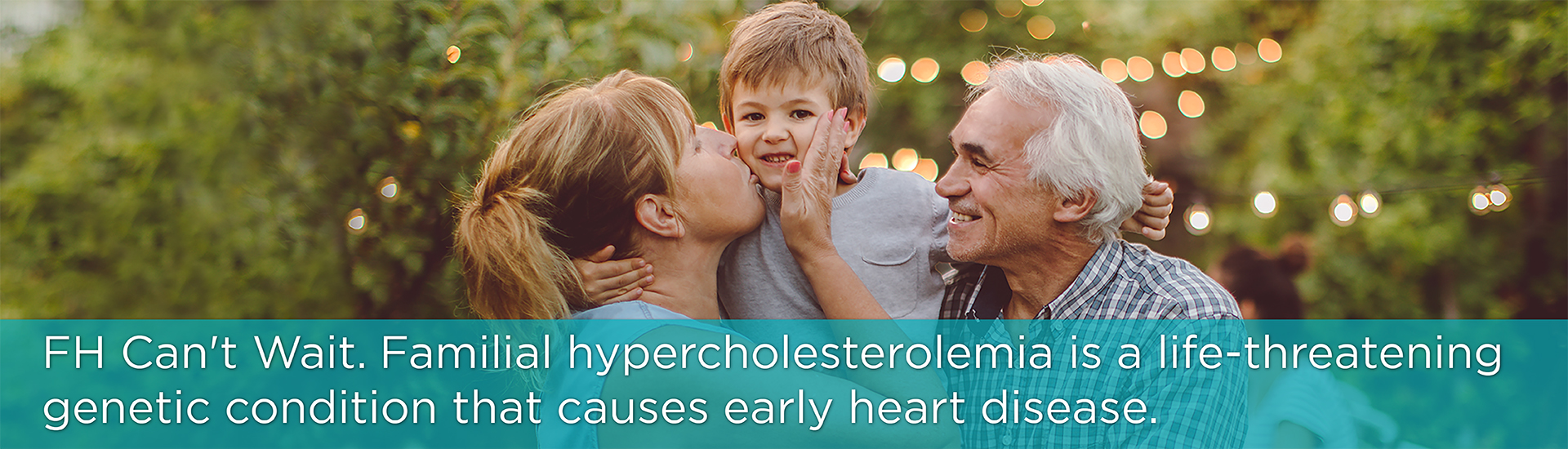 FH is a life-threatening genetic disorder that causes early heart disease.
