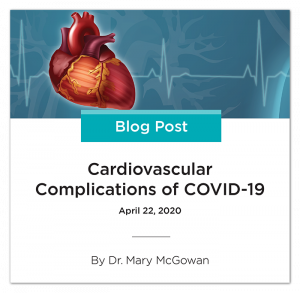 Cardiovascular complications of COVID 19