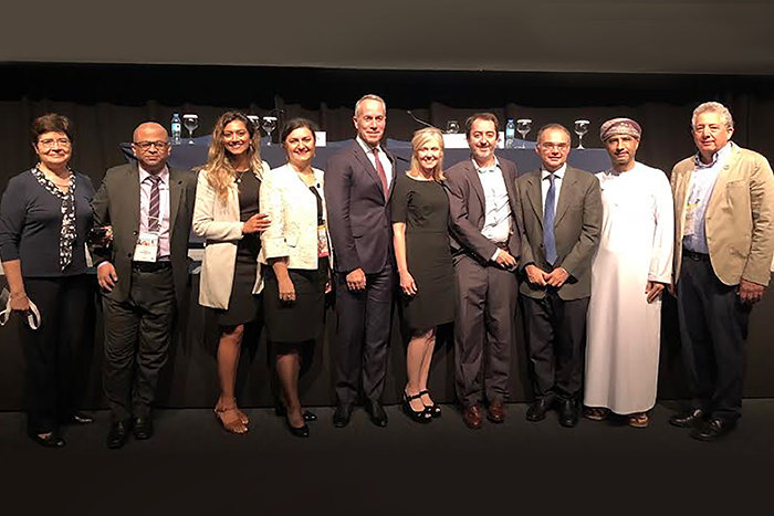 Global Call to Action Meeting in Dubai - 2018